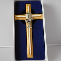 Kruis hout Body of Christ